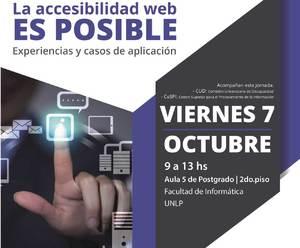 Jornada de accesibilidad web 2016