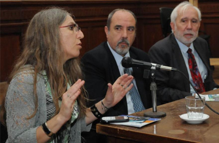 """La Dirección de Accesibilidad estuvo presente en las Jornadas """"Accesibilidad y Universidad. Ideas para la Acción""""  id"""