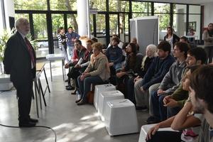 Se realizó el 2do Encuentro de Extensionistas en la Facultad de Informática 1