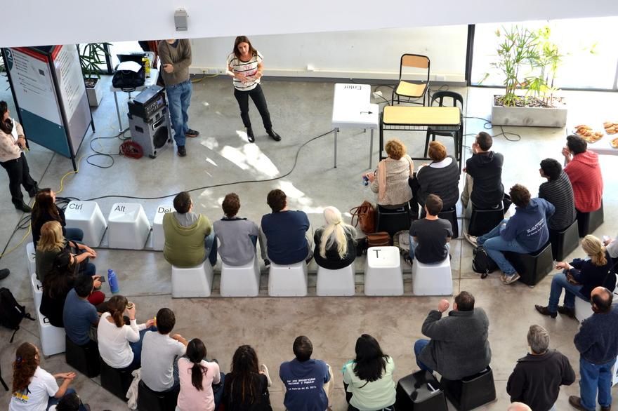 Se realizó el 2do Encuentro de Extensionistas en la Facultad de Informática 6