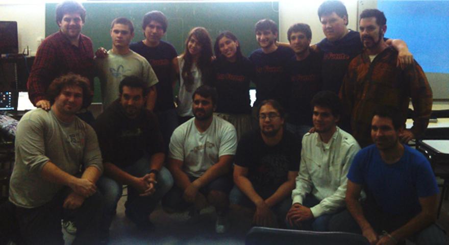 Tras 24 horas de desarrollo, se presentaron los proyectos accesibles en la Facultad de Informática